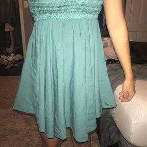 O'Neill teal dress